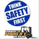 Replacing Damaged Parts Forklift Repair Services