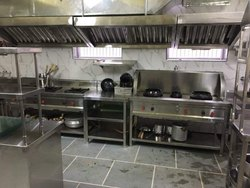 Stainless Steel Kitchen Equipment, For Commercual & Industrial