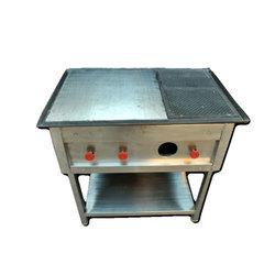Stainless Steel LPG Chapati Puffer