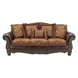 Wooden Sofa Set In Vapi व डन स फ स ट व प Gujarat