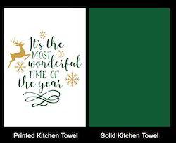 Christmas Kitchen Towel Set