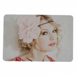 Sublimation Card Board Puzzle