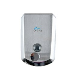 Orchids Stainless Steel Soap Dispenser OR/SD/24B