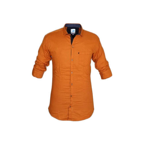 a07aa6e4 Attachment Plain Mens Cotton Shirt, Rs 300 /piece, VNV Lifestyle ...