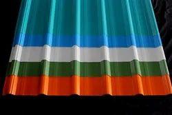 RAL Colour Ribbon Coated Profile Sheets