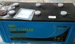 200 Ah HBL Optimuz SMF VRLA Battery