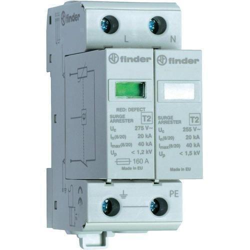 Three Phase Finder 600V DC SPD, For Solar, 600vdc