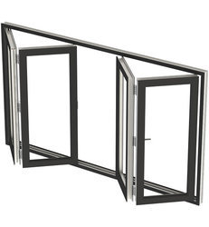 UPVC Folding Window