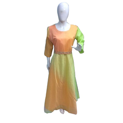 Ladies Round Neck Kurti