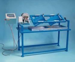Deval Abrasion Testing Apparatus