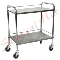 Instrument Trolley (Two Shelves)