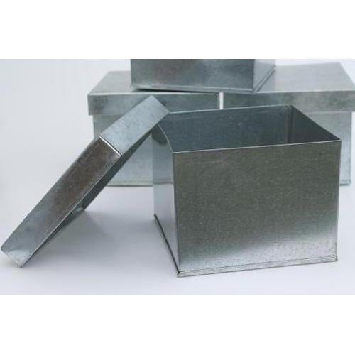 G I Storage Square Box