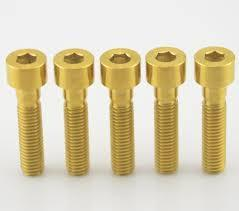 Copper Allen Cap Screw