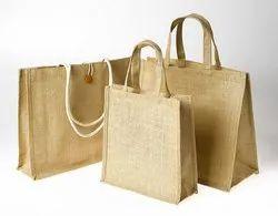 BT Brown Jute Handicrafts Bag