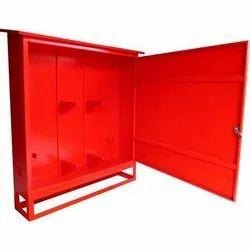 FRP Single Door Fire Hose Box