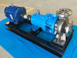 Titanium Centrifugal Pumps