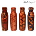 750ml Color Printed Copper Bottle
