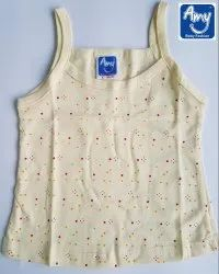 Cotton Multicolor Baby Girls Slips (Style No.W93), Age Group: 0-2yr