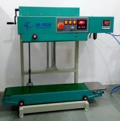 Continuous Band Sealer with Nitrogen Gas Flushing Machine