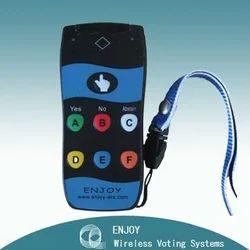Wireless Voting Pad