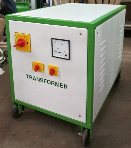 Manual Booster Transformer