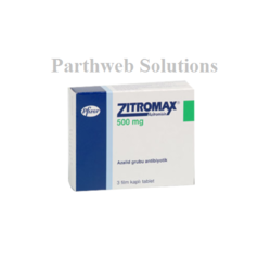 Zithromax 500mg Tablets