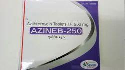 AZINEB -250 TABLET