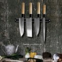 Wall Mount Magnetic Knife Storage Holder