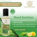 Hand Sanitizer Khadi Natural (100 Ml) Gel Based Sanitizer