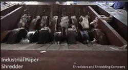 Industrial Size Paper Shredder