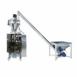 Auger Filler Collar Type Packing Machine
