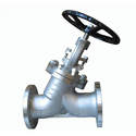 Cast Iron Y Type Globe Valve