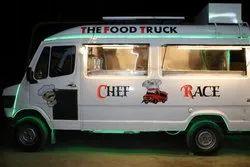 Food Truck On Force Traveller