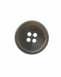 Grey Shank Coat Button