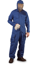 RF Hazard Protection Dress