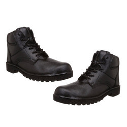 Nitrile Sole Safety Shoes