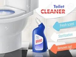 ISI Certification for Toilet Cleaner Liquid