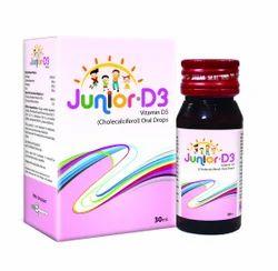 Cholecalciferol Vitamin D3 Oral Drops