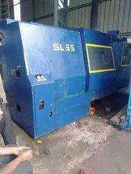 Used & Old Machine- Mori Seikhi SL-35 CNC Turning  Available In Rabale Warehouse