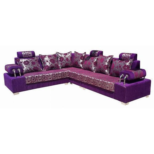 reputable site 2bc61 6c11a L Shaped Sofa Set