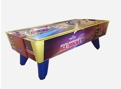 Acrylic Top Ice Air Hockey