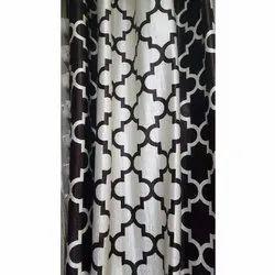 Cotton Designer Home Curtain
