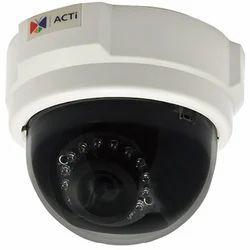 CMOS 2 MP Acti CCTV Dome Camera
