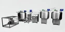 Dairy Plant Setup Services