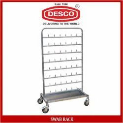 Metal Stainless Steel Swab Rack