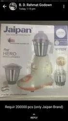 Jaipan Mixer Grinder 550 watts