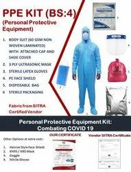 PERSONAL PROTECTIVE EQUIPMENT KIT (BS-4)