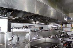 Kitchen Exhaust Ducting