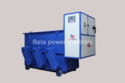 Three Phase 3 Phase Servo Controlled Voltage Stabilizer Oil Cooled 250kva