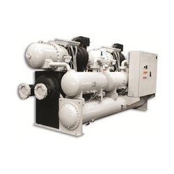 Flooded Evaporator Screw Chillers